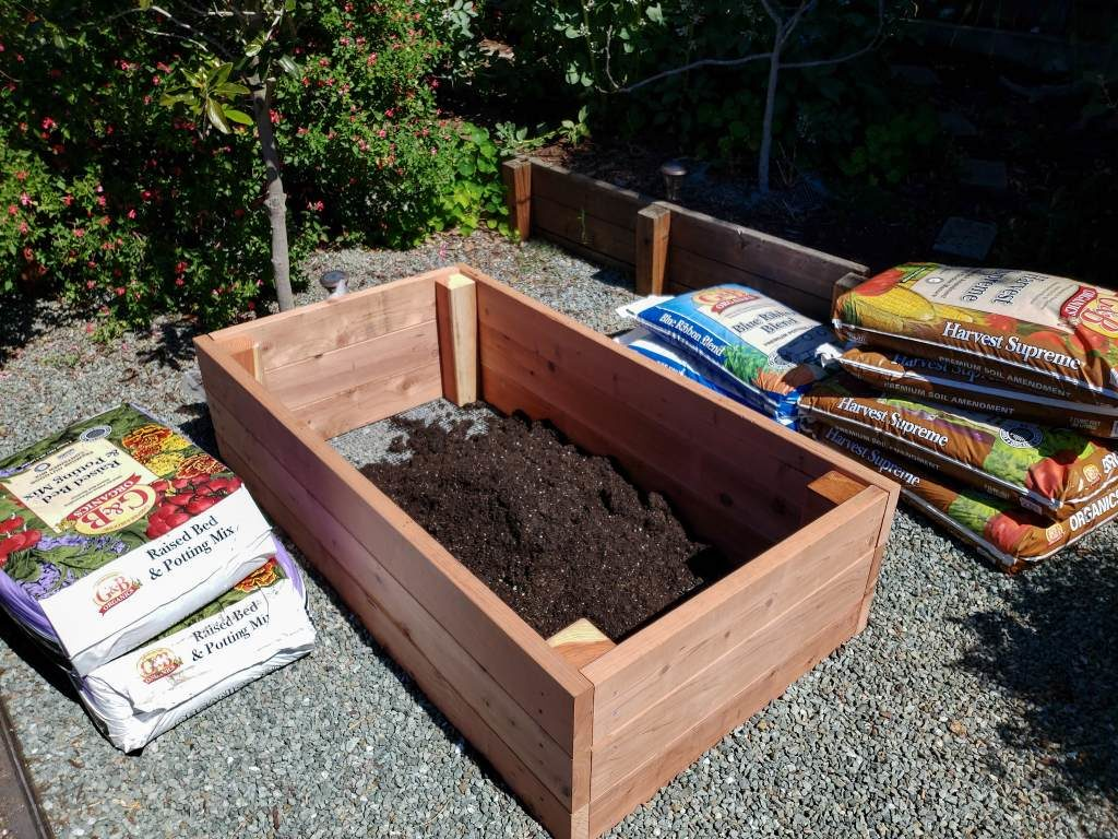 How To Fill A Raised Garden Bed Build The Perfect Organic Soil Homestead And Chill