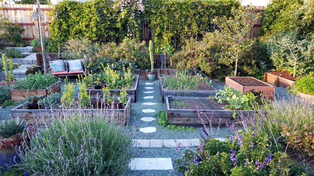 How To Design Build A Raised Garden Bed Homestead And Chill