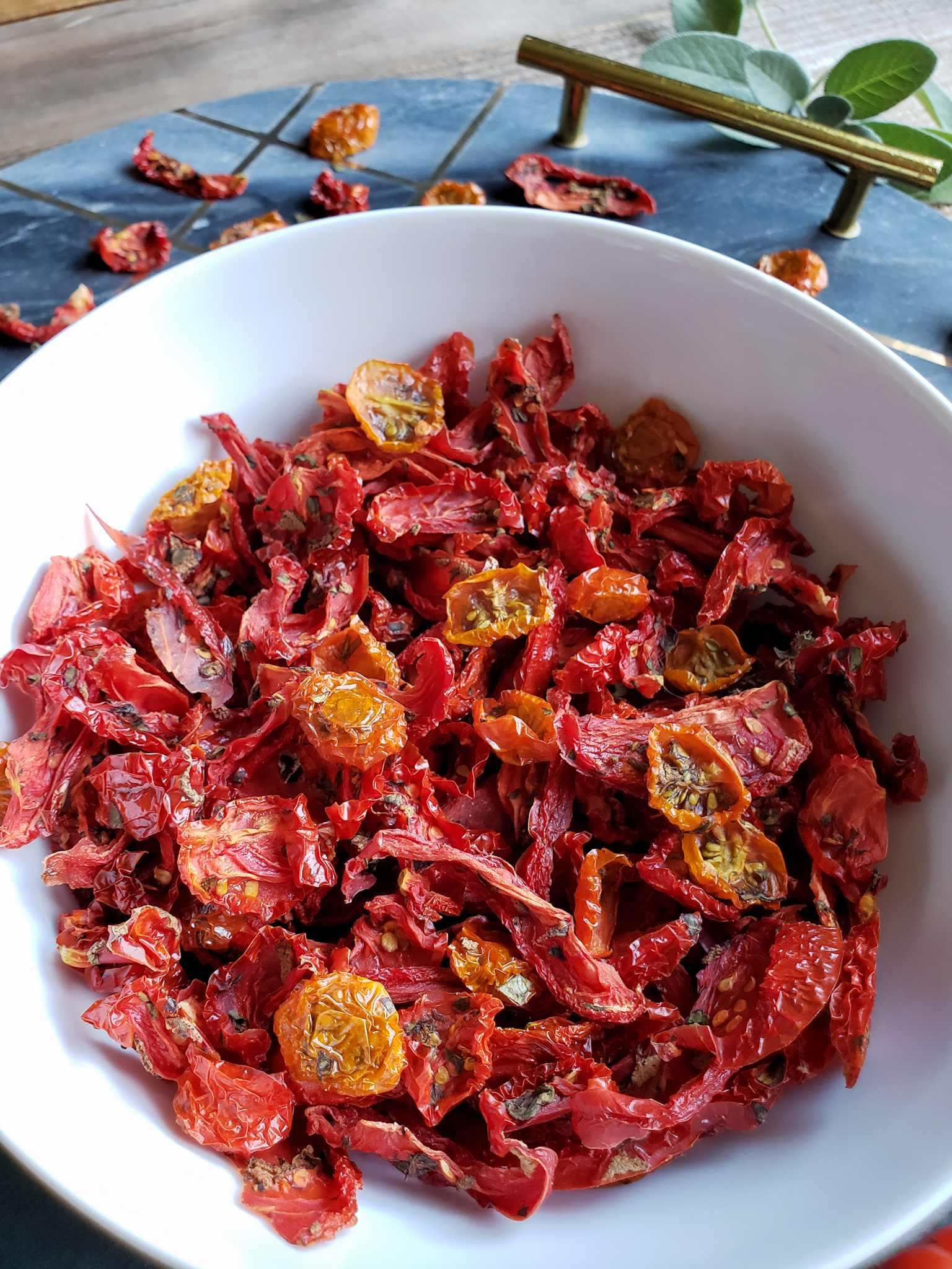 Preserving Tomatoes How To Make Herb Sun Dried Tomatoes In 5 Easy Steps Homestead And Chill